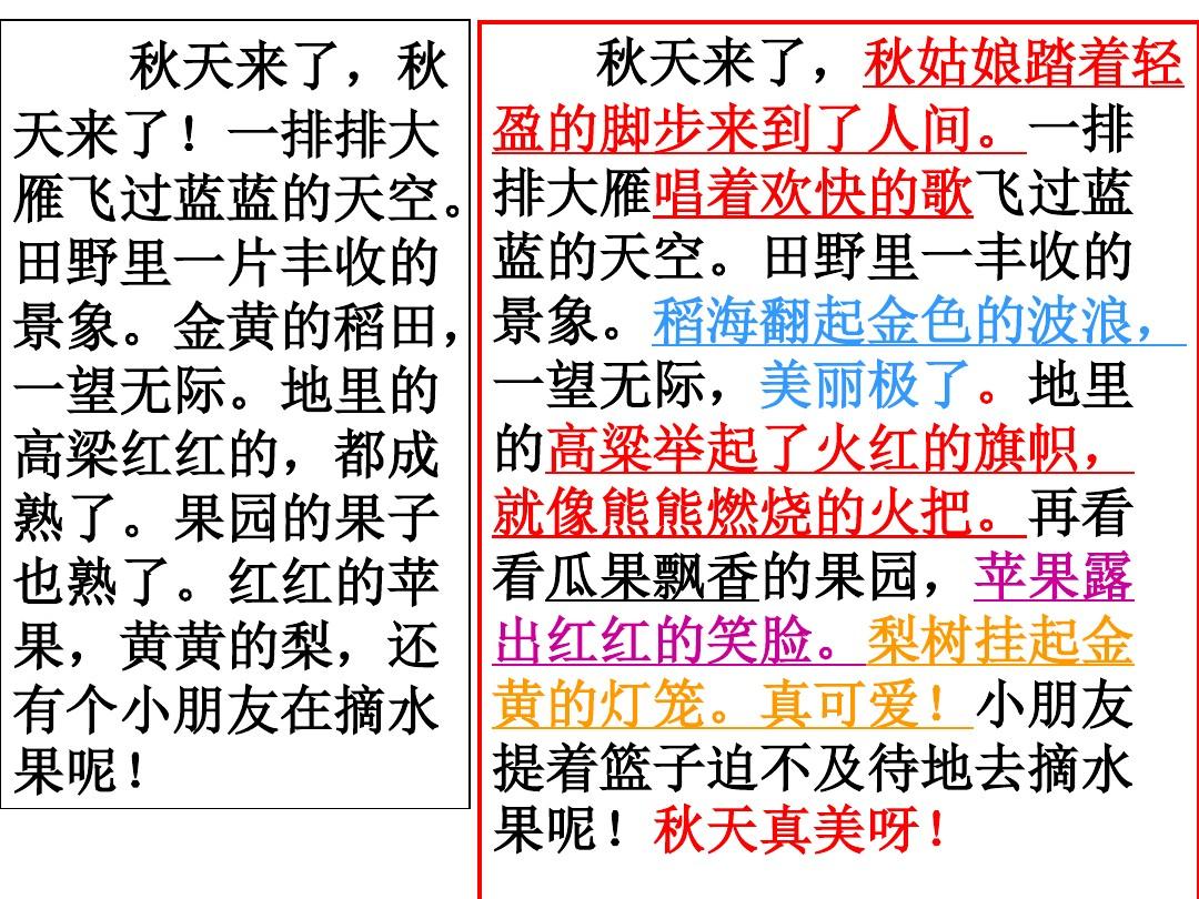 习作PPT课件和教学内容分析的程序8张ppt图预览
