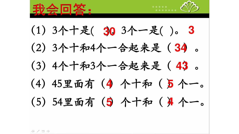 2.两位数加整十数�…PPT课件和第二课时教案的第2张ppt图片预览
