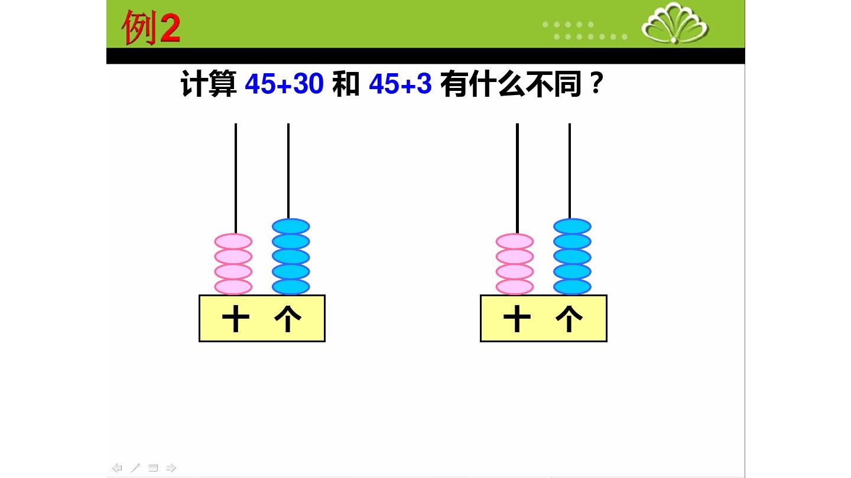 2.两位数加整十数�…PPT课件和第二课时教案的第15张ppt图片预览