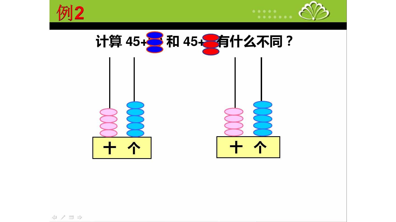 2.两位数加整十数�…PPT课件和第二课时教案的第16张ppt图片预览