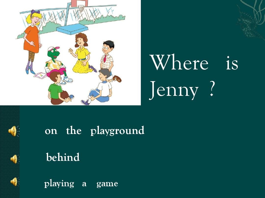 Lesson 5 Where Is Danny?…優秀說課稿課件的第9張ppt圖片預覽