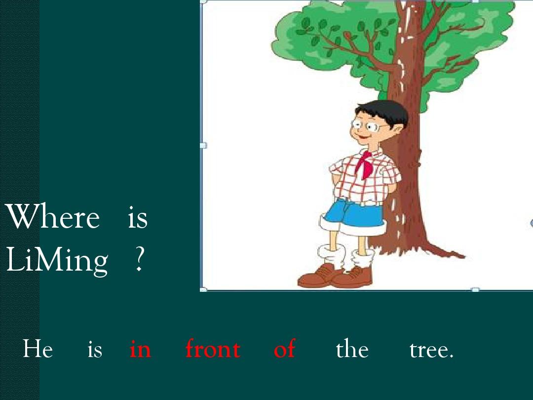 Lesson 5 Where Is Danny?…優秀說課稿課件的第4張ppt圖片預覽