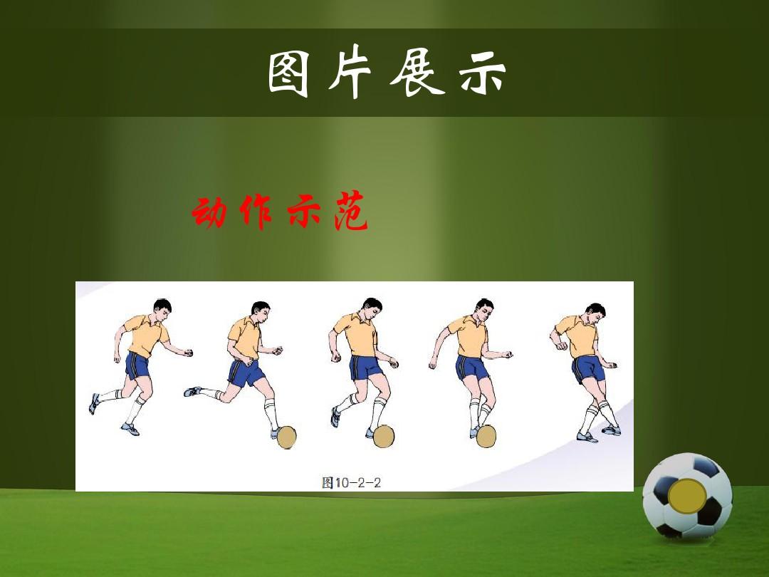 些微足球PPT和配套教案和课堂实录的程序2张ppt图预览