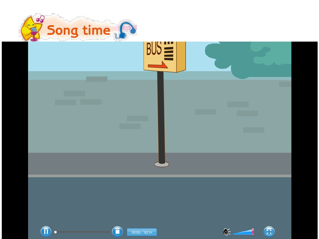 Sound time, Song time & …PPT课件和教学设计实例的第4张ppt图片预览