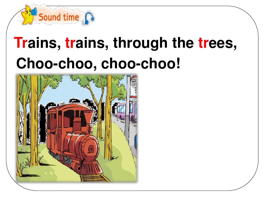 Sound time, Song time & …PPT课件和教学设计实例的第9张ppt图片预览