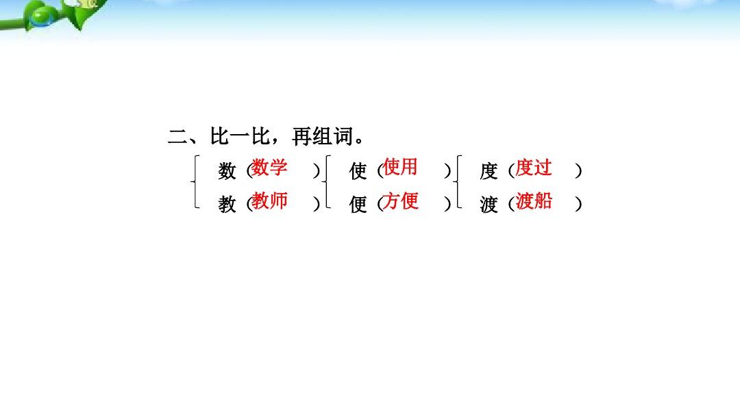 9 枫树上的喜鹊PPT课件和教学实录及点评的第34张ppt图片预览