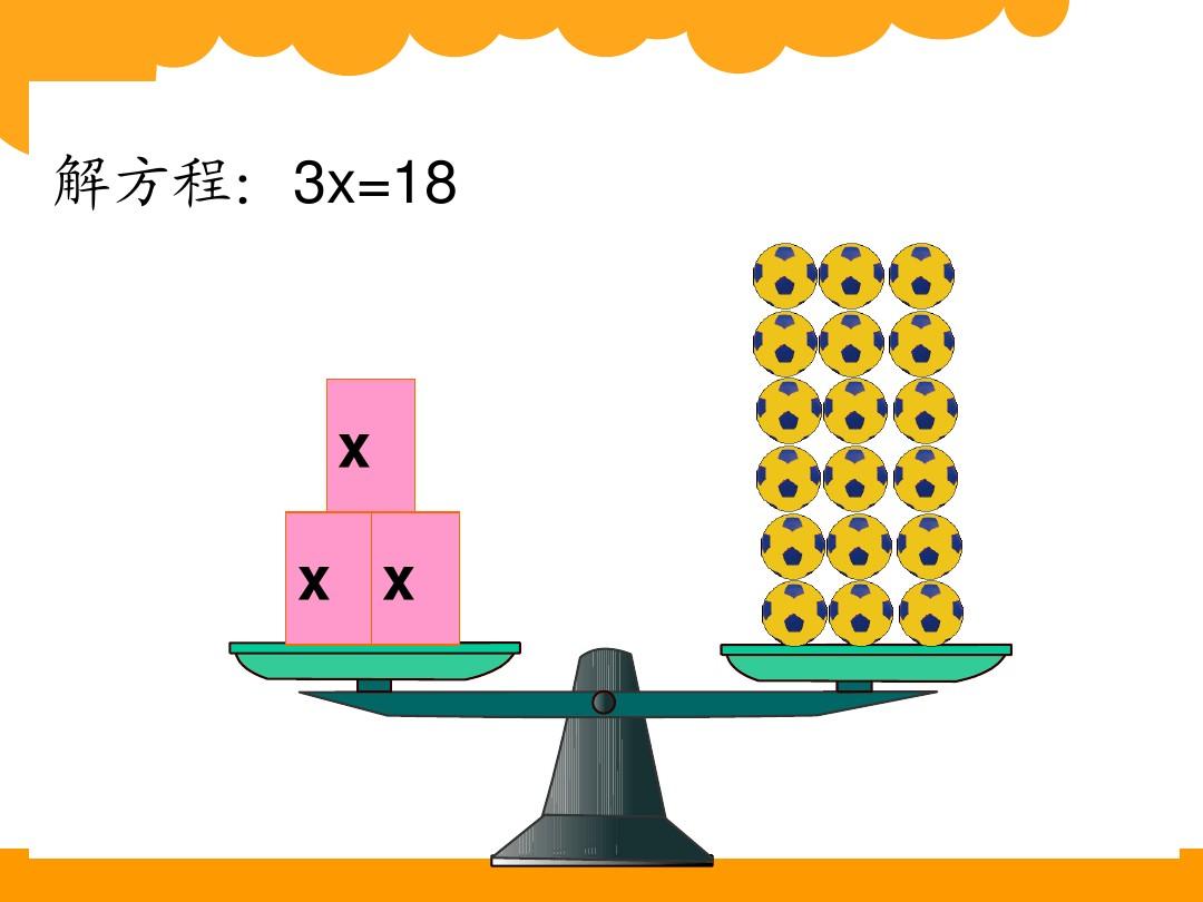 解方程(二)课件一等奖(共3页)的第8张ppt图片预览