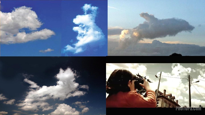 2. 软绵绵的云公开课课件的第20张ppt图片预览
