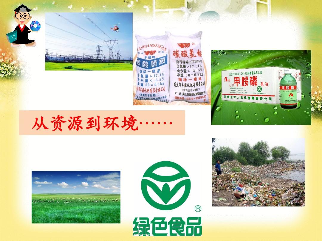 第二节 资源综合利用 环境保护优秀课件的第2张ppt图片预览