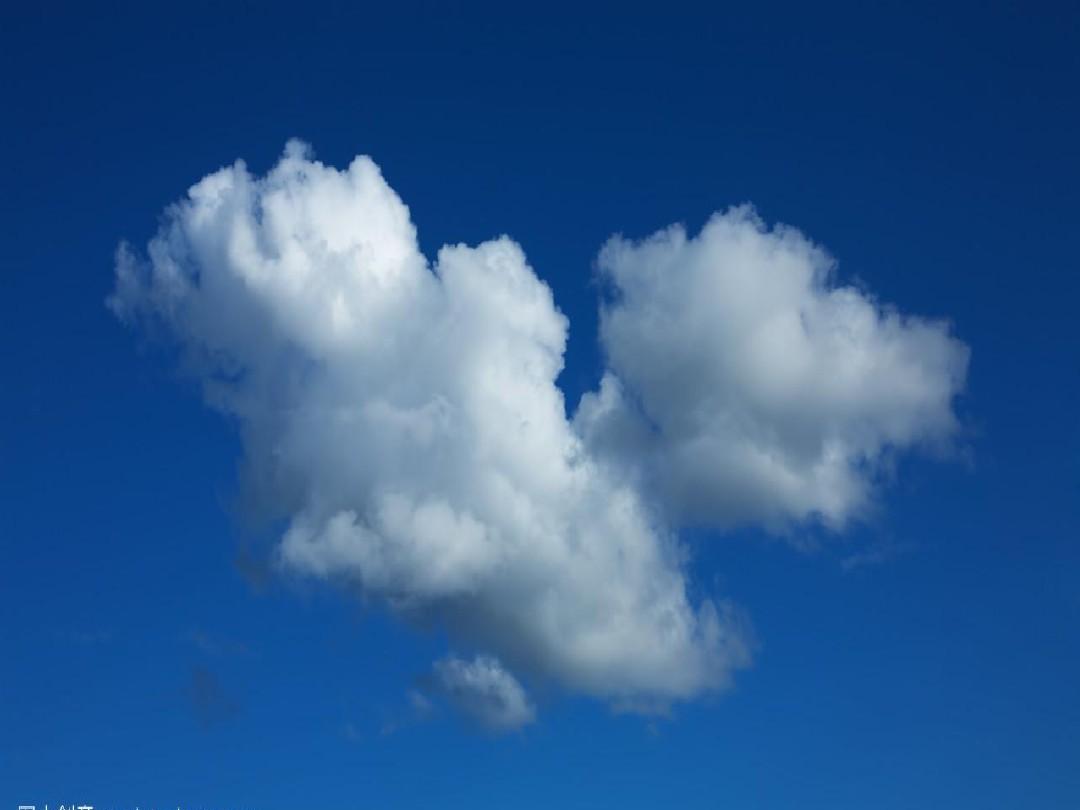 2. 软绵绵的云PPT课件和教学内容概述的第2张ppt图片预览