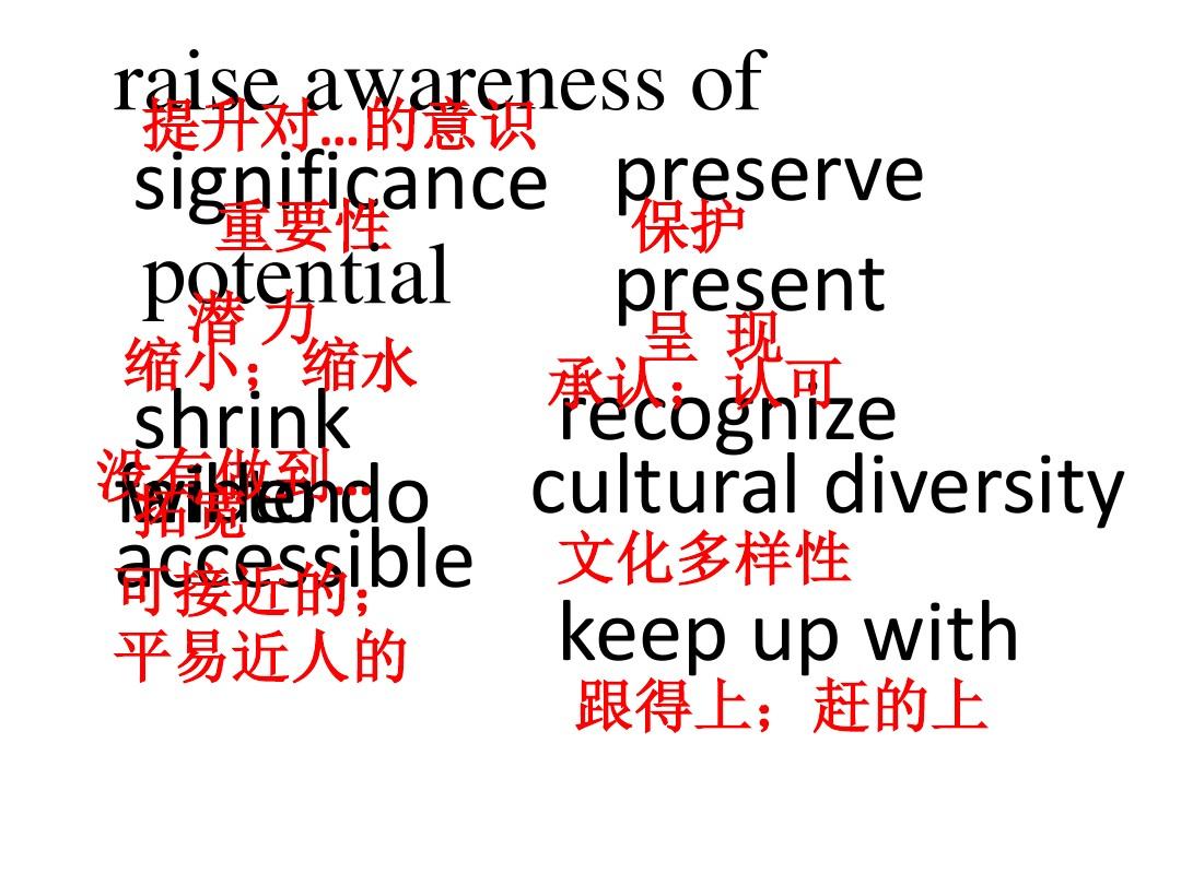 Reading and vocabularyPPT课件和第二课时 公开课的第35张ppt图片预览
