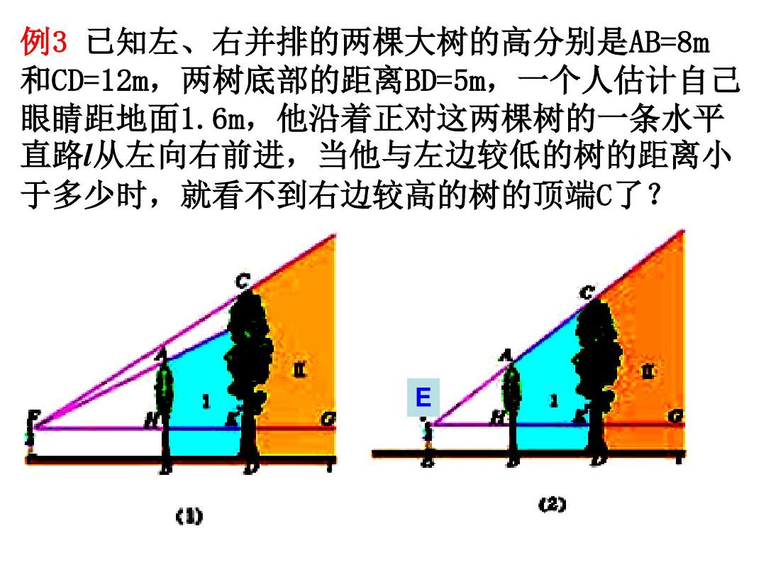 視線遮擋問題PPT及課堂實錄內容的第5張ppt圖片預覽