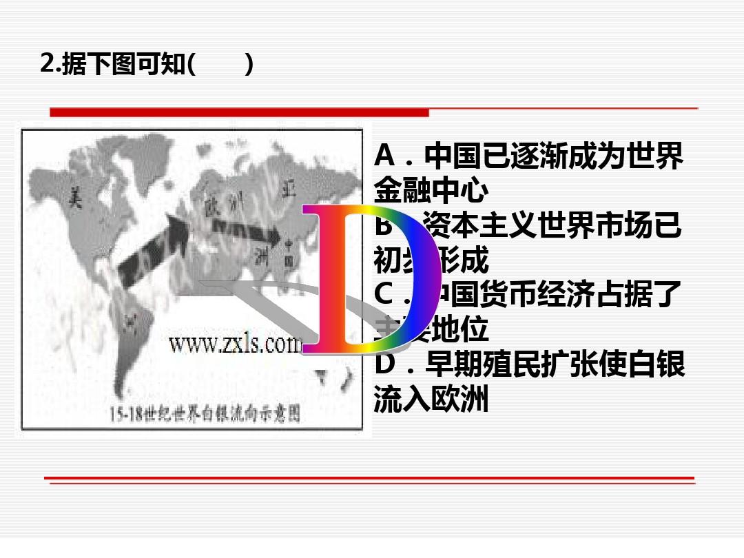 先后15课 殖民扩张与掠夺PPT专用教学计划内容的程序11张ppt图表预览