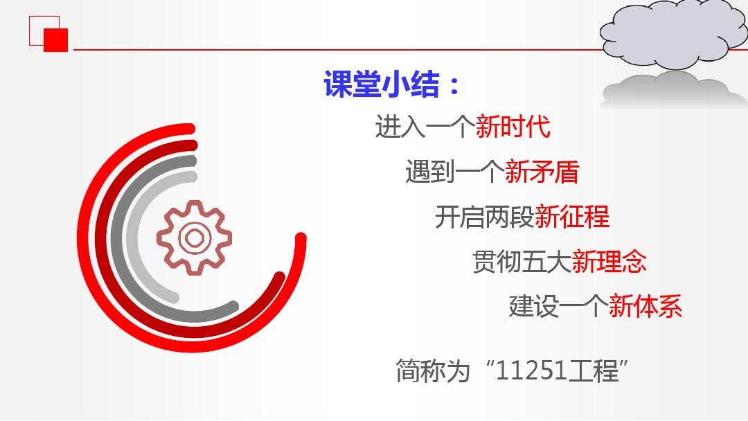 中國經濟發展進入新時代PPT課件配套教案內容的第23張ppt圖片預覽