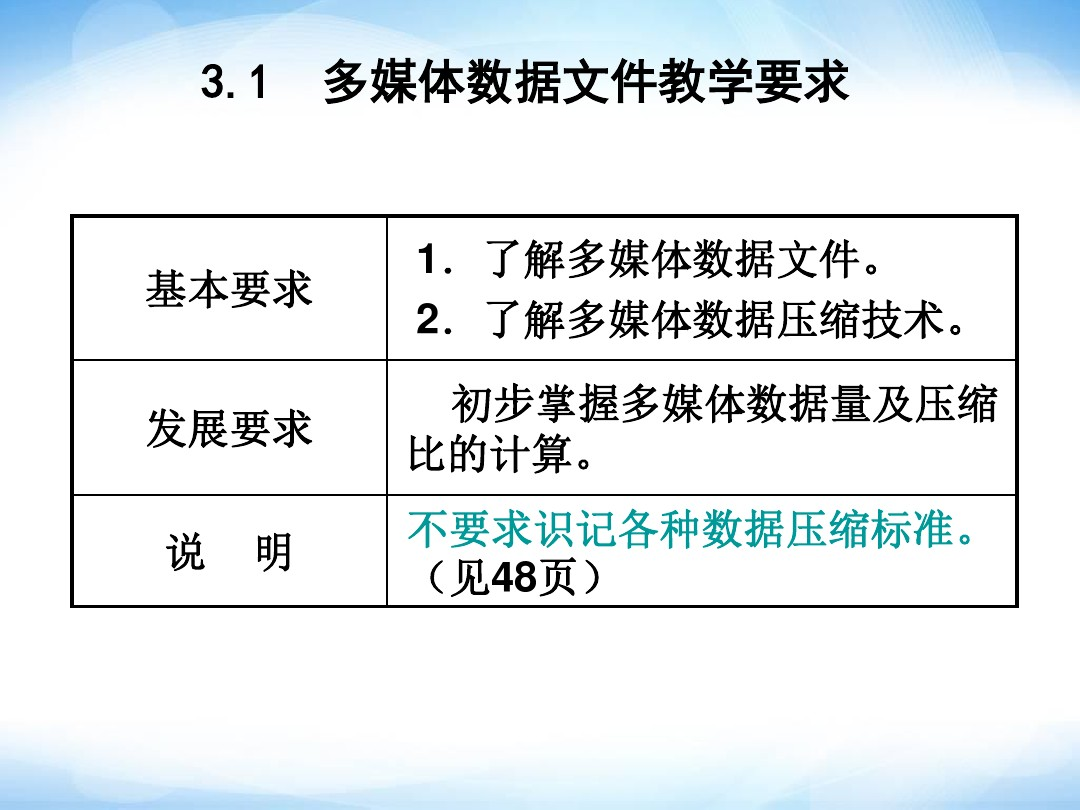 1.信息加工的需求确定PPT课件和教学设计模板的第2张ppt图片预览